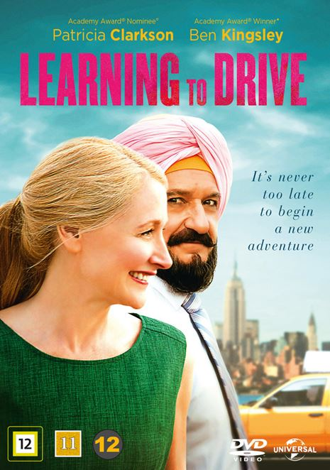 Learning to drive - 2014 - (DVD)