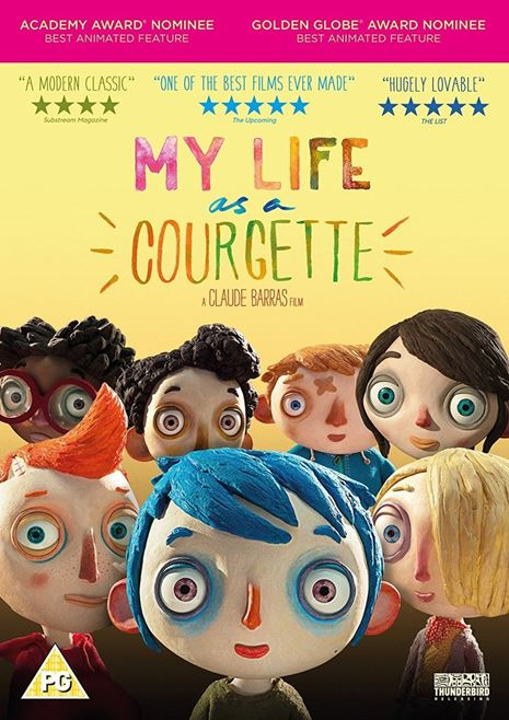 My life as a Courgette - DVD - (2016)