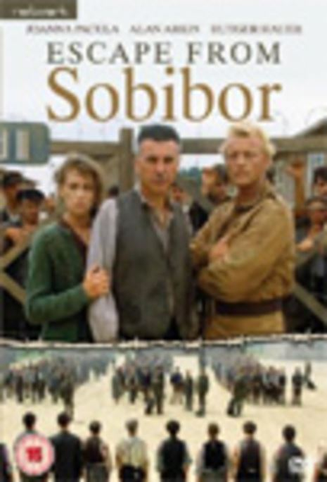 Escape from Sobibor - 1987 - (DVD)
